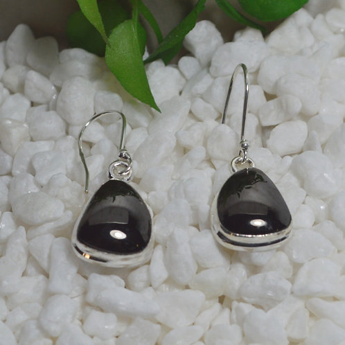 Shungite Earrings 1306