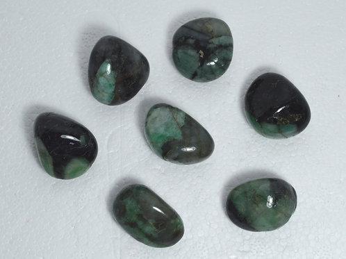 Emerald Tumbles medium