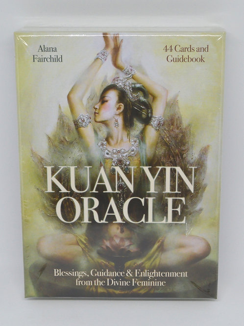 Oracle Cards- Kuan Yin