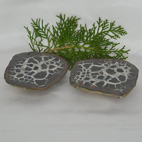 Septarian Natural (Pair) medium