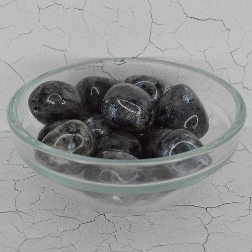 Larvikite Tumbles medium