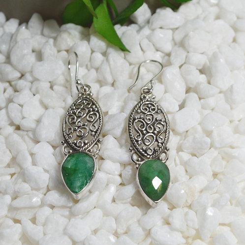 Emerald Earrings 1304