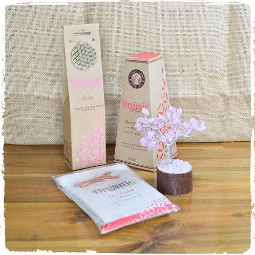 Gift Pack- Organic Rose