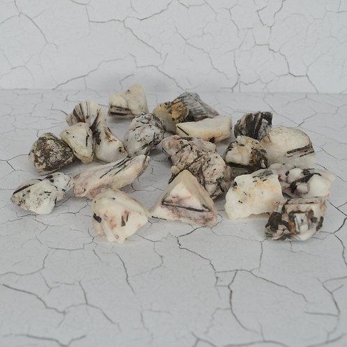 Tourmalinated Quartz Natural