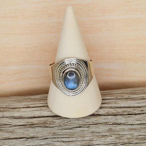 Labradorite Ring 1294