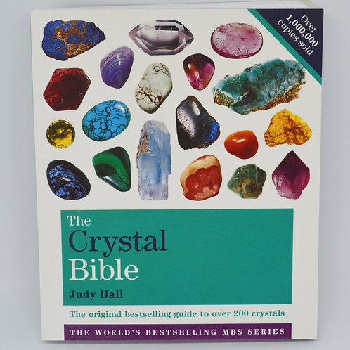 Book- Crystal Bible Volume 1