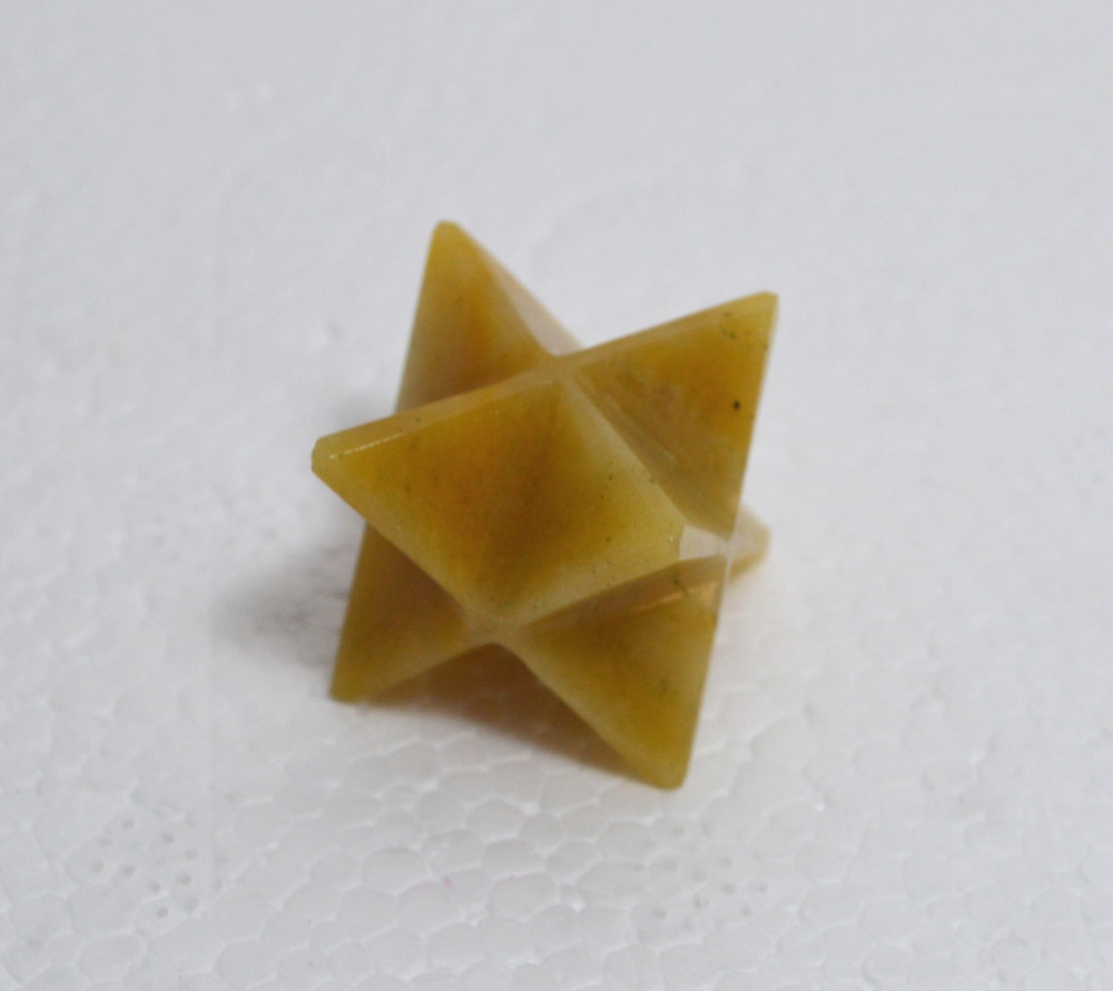 What is a merkaba star?