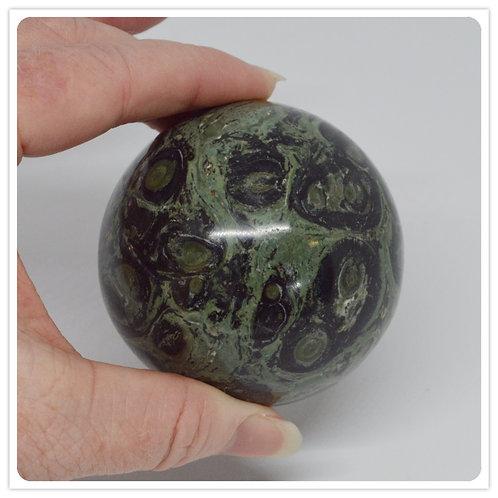 Sphere- Kambaba Jasper