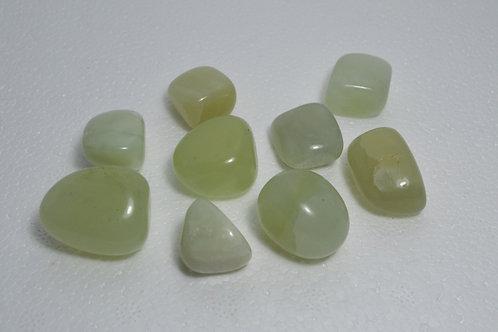 New Jade Tumbles