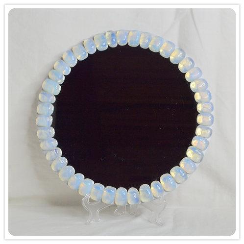 Gemstone Mirror- Opalite