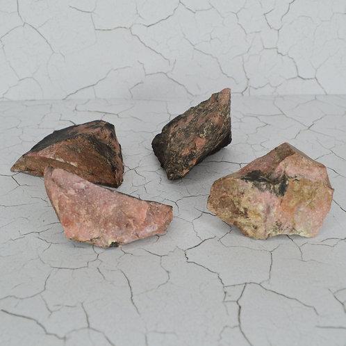 Natural Rhodonite piece