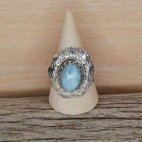 Larimar Ring 1288