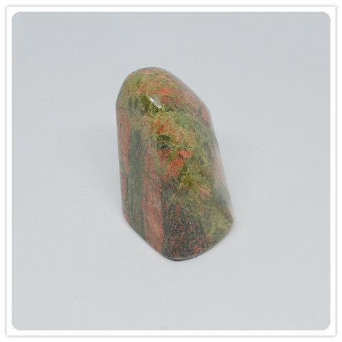 Unakite Polished boulder