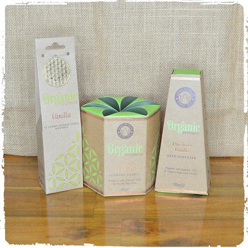 Gift Pack- Vanilla Organic Goodness