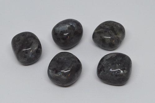 Larvikite Tumbles large