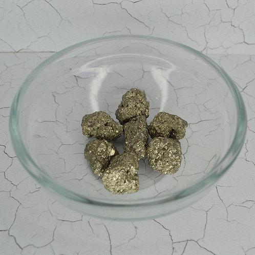 Pyrite Pieces