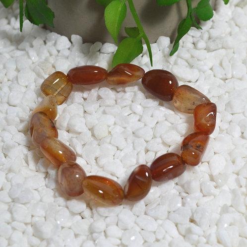 Bracelet- Carnelian