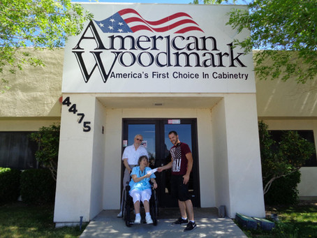 American Woodmark Grant