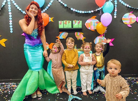 A Covid-friendly approach to children's birthday parties