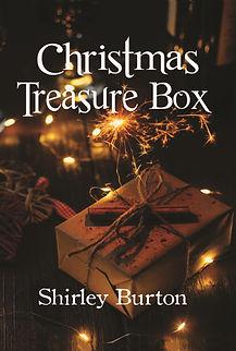 CHRISTMAS TREASURE BOX Cover New artwork