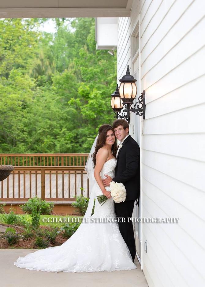 Happy Anniversary Ashley & Blake Peden