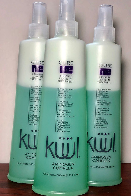 KUUL CURE ME DOS FASES LEAVE-IN TREATMENT