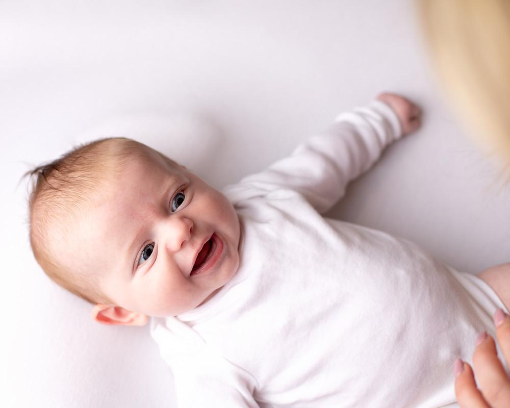 newborn baby photography Cornwall