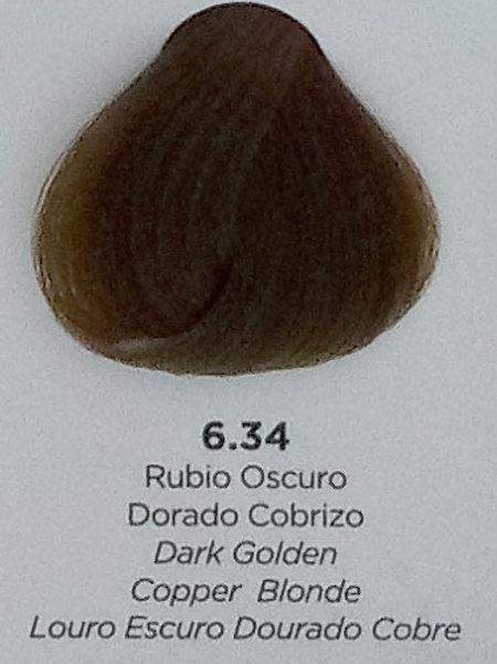 KUULCOBRES-RUBIO OSCURO DORADO COBRIZO