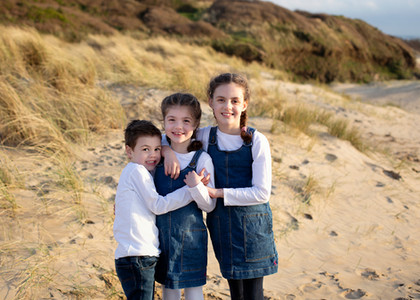 Cornwall Family Photography