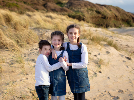 Cornwall family photographer - Frequently Asked Questions.