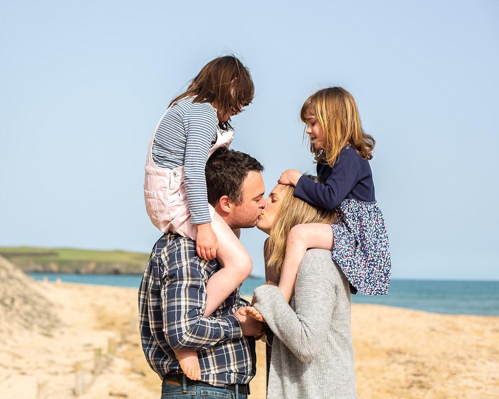 Cornwall family photographer