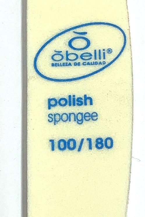 OBELLI LIMA POLISH SPONGEE 100/180