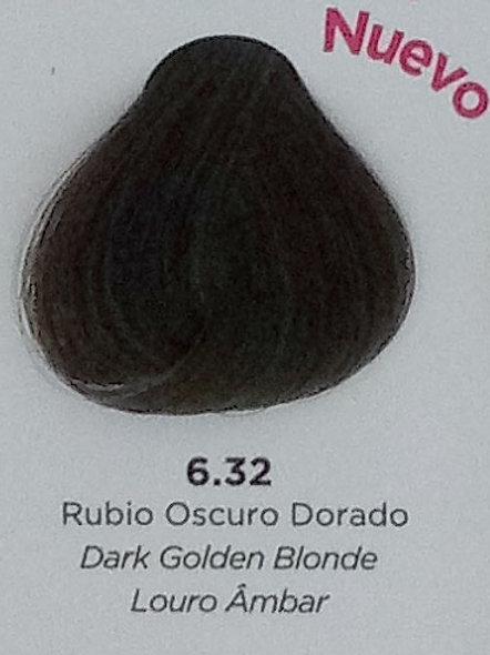 KUULCOBRES-RUBIO OSCURO DORADO
