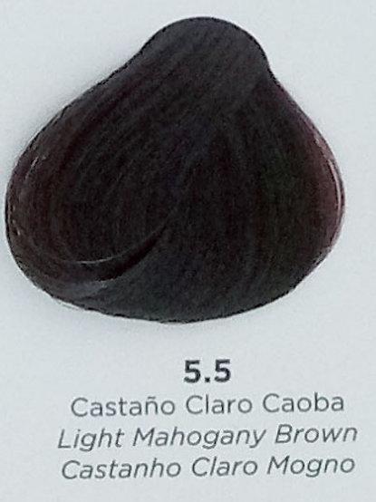 KUULCAOBAS-CASTAÑO CLARO CAOBA