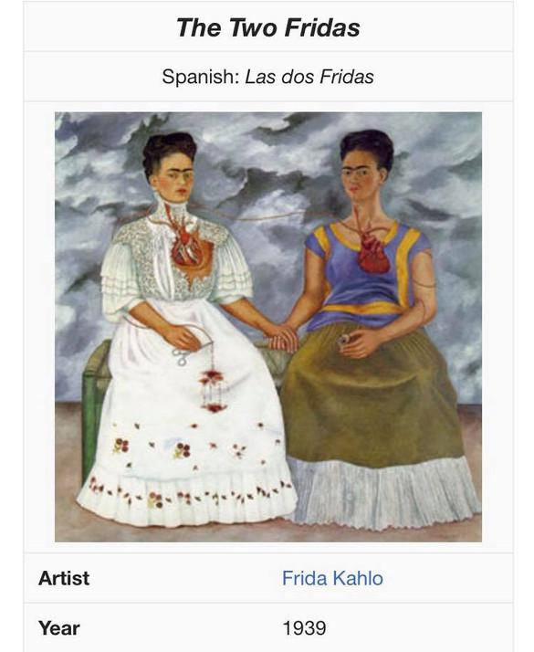 Las Dos Fridas