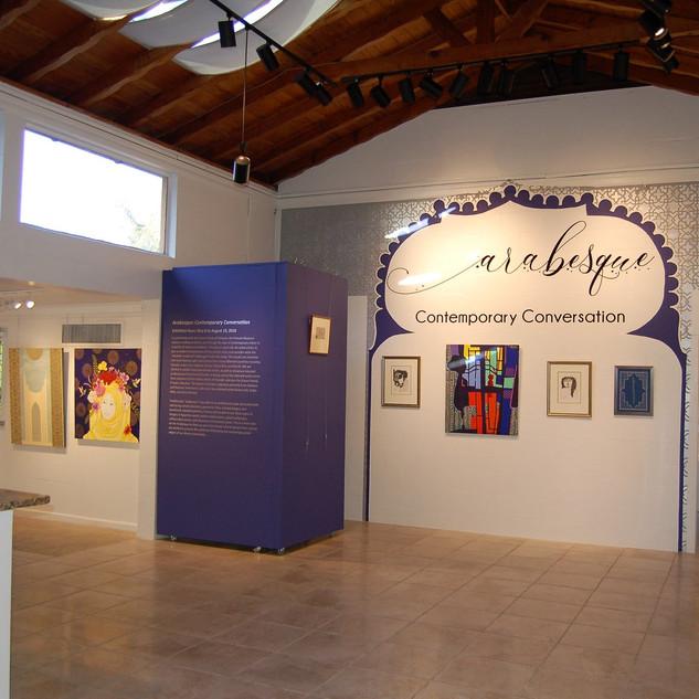 Arabesque: Contemporary Conversations at the Polasek Museum