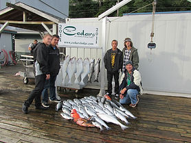 ketcikan charter fishing