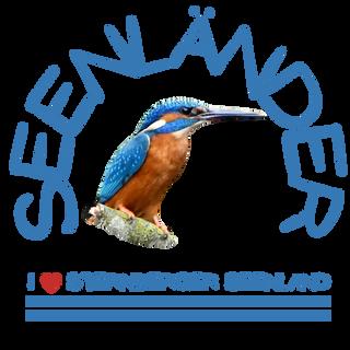 Seenländer Eisvogel blau_Sternberger_See