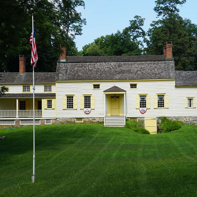 Brinkerhoff House, East Fishkill Historical Society - Rombout Colonial Days