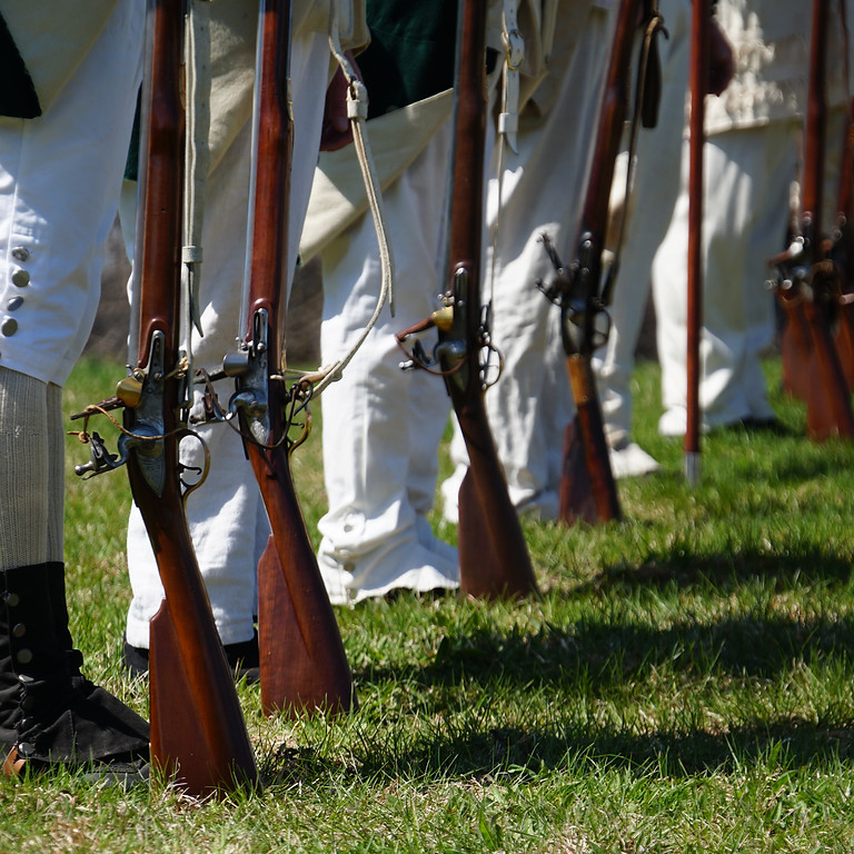 Redcoats and Rebellion