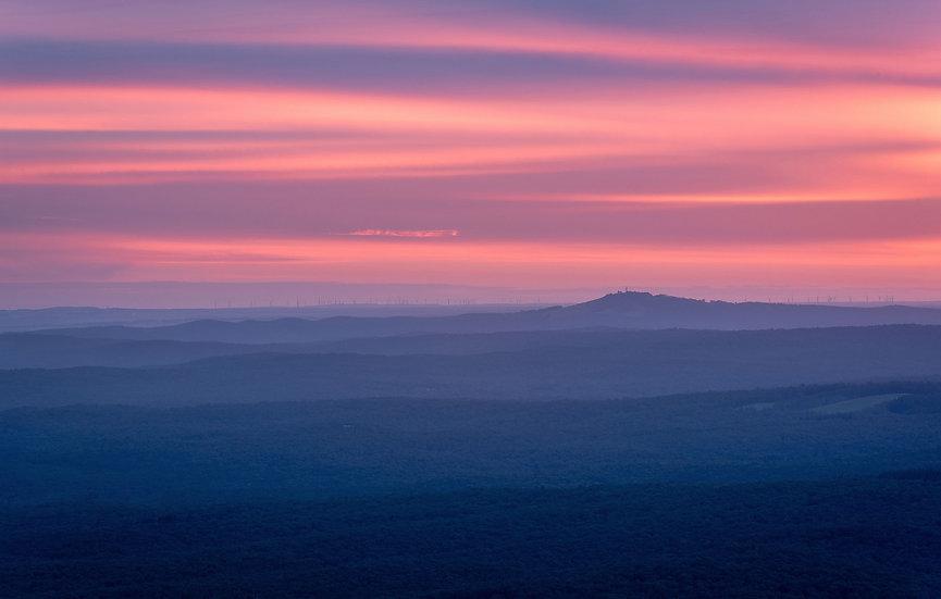 Macedon Sunset