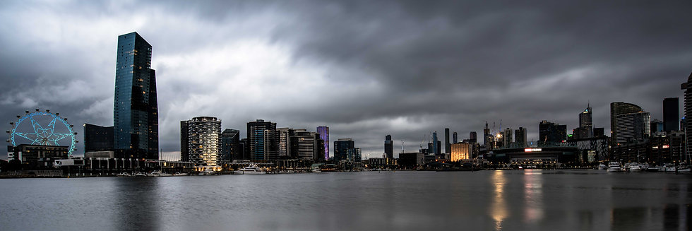 Dramatic Docklands