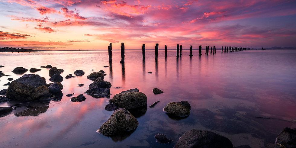 Clifton Springs Sunset