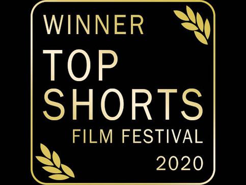 Top Shorts Film Festival Winner