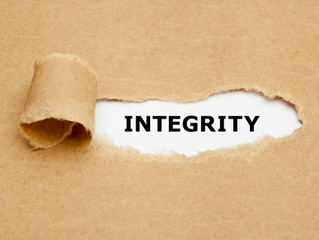 How Do You Find a Company of Integrity?