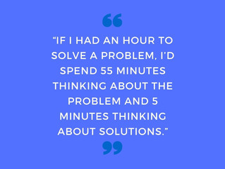 Are you solving the symptom or the real problem?