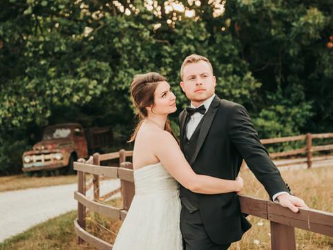 Suave Summer Wedding
