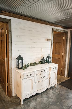 Antique Wood Wedding Venue