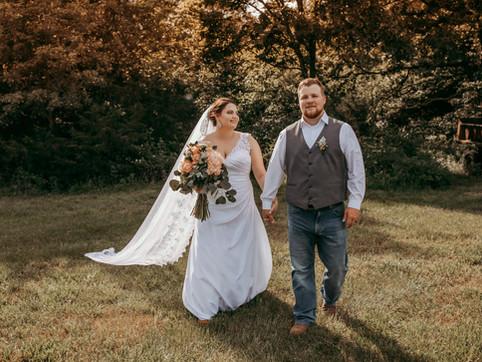 Blessed Spring Wedding