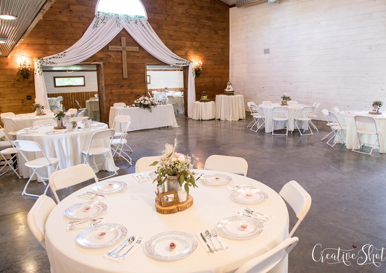 Barn Wedding Venue Springfield MO